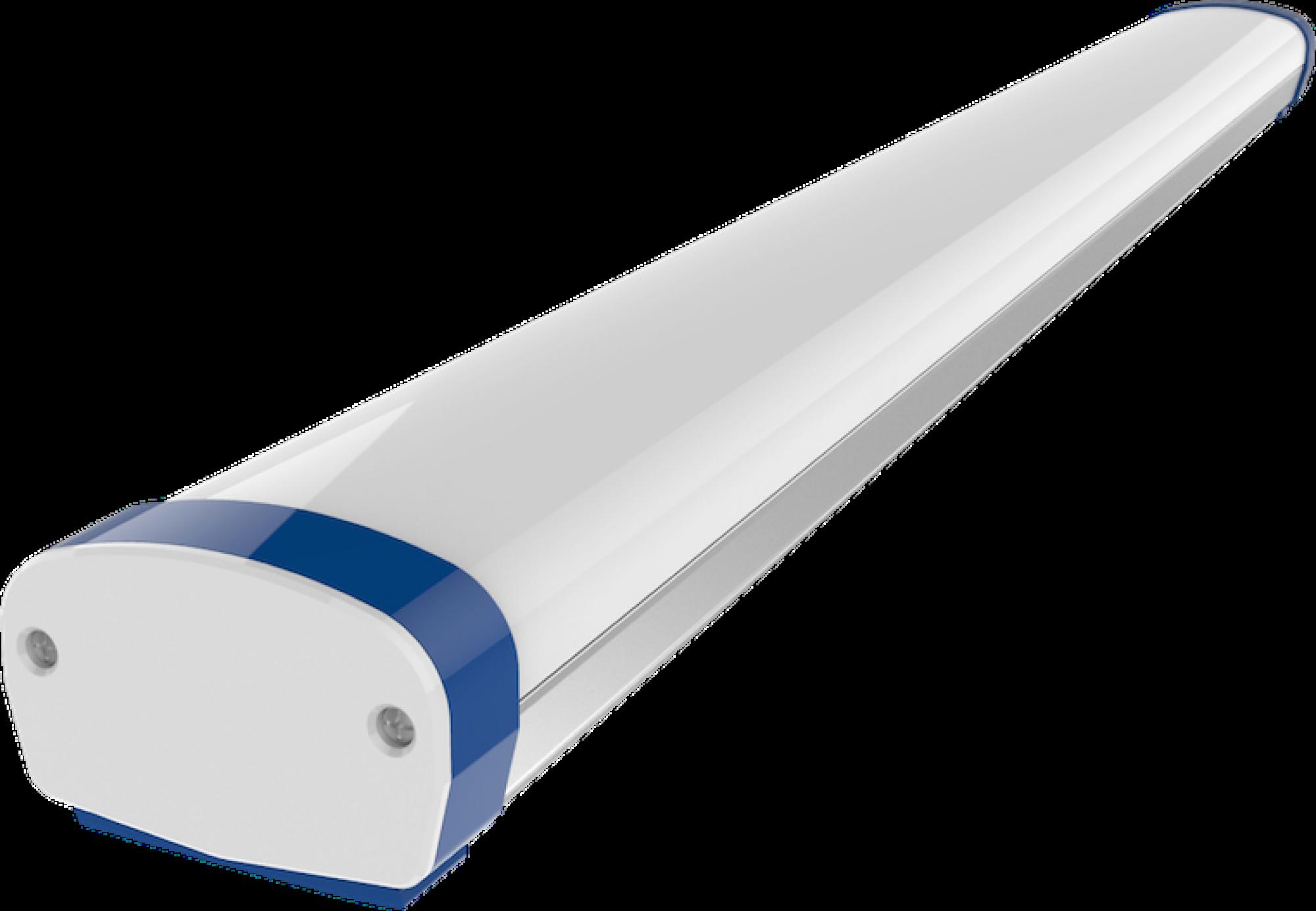 Ti-Proof Light Fixture 40W, 120-150lm/W, ((IP65)