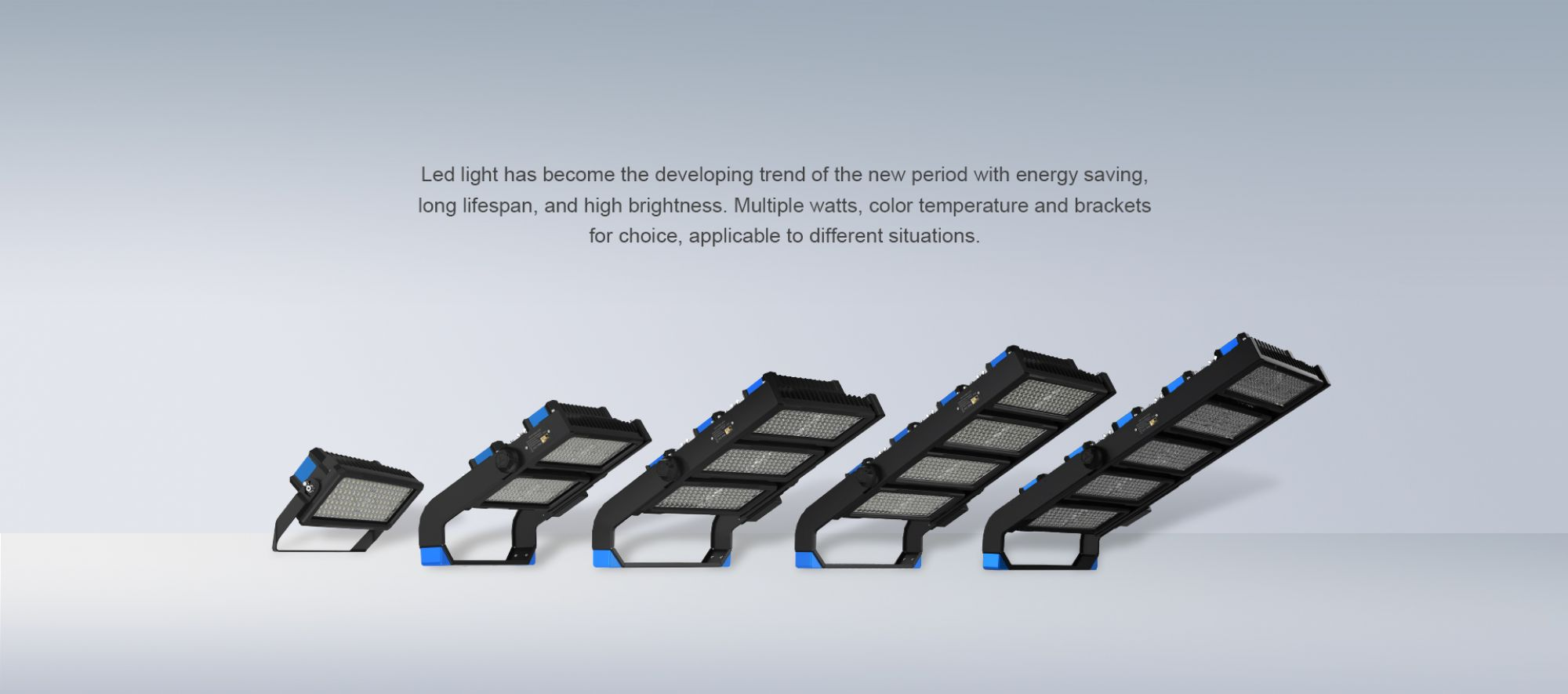 Flood Light 750W