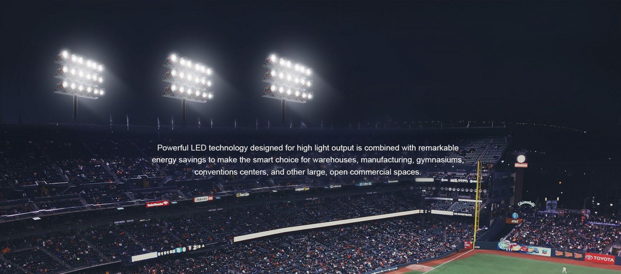 Sports Light 130lm/W
