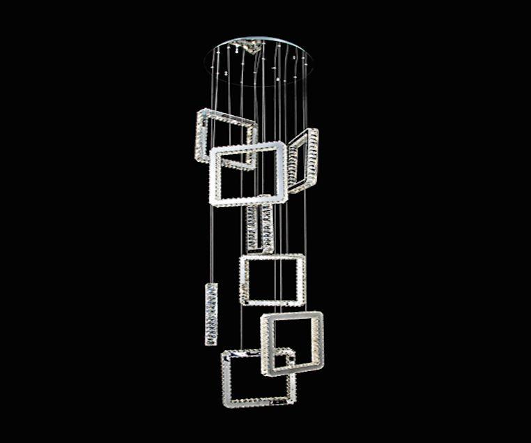 LED Modern Chandelier-ES-7014X550