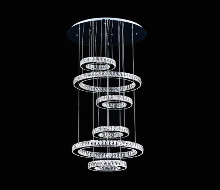 LED Modern Chandelier -ES-7017X600