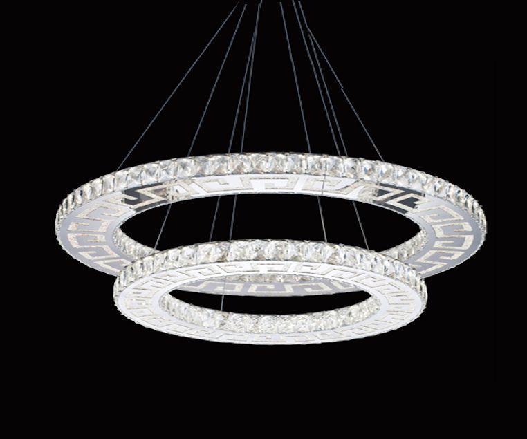 LED Modern Chandelier-ES-7044X800+600